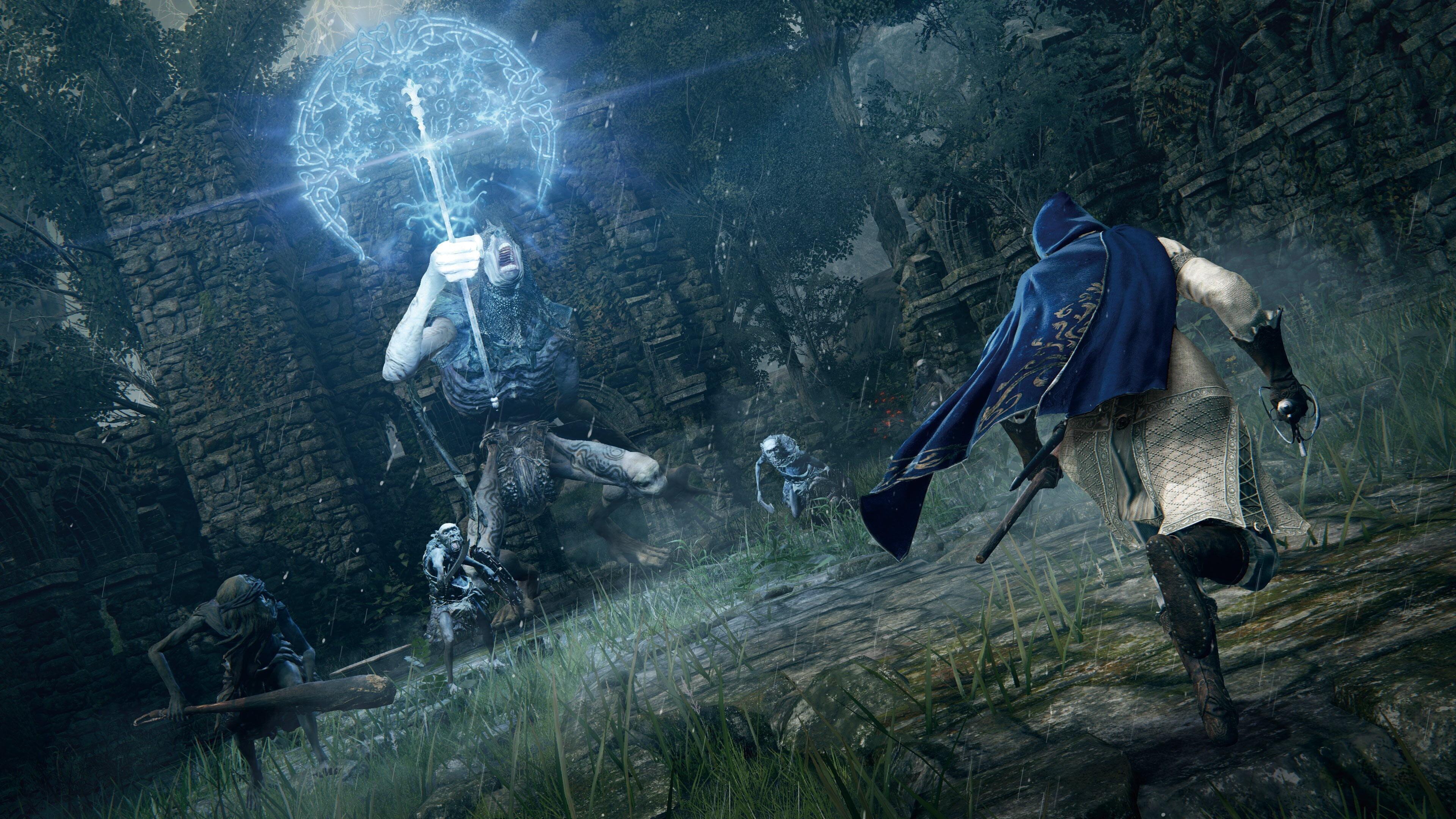 Первые впечатления с закрытого показа Elden Ring на gamescom 2021