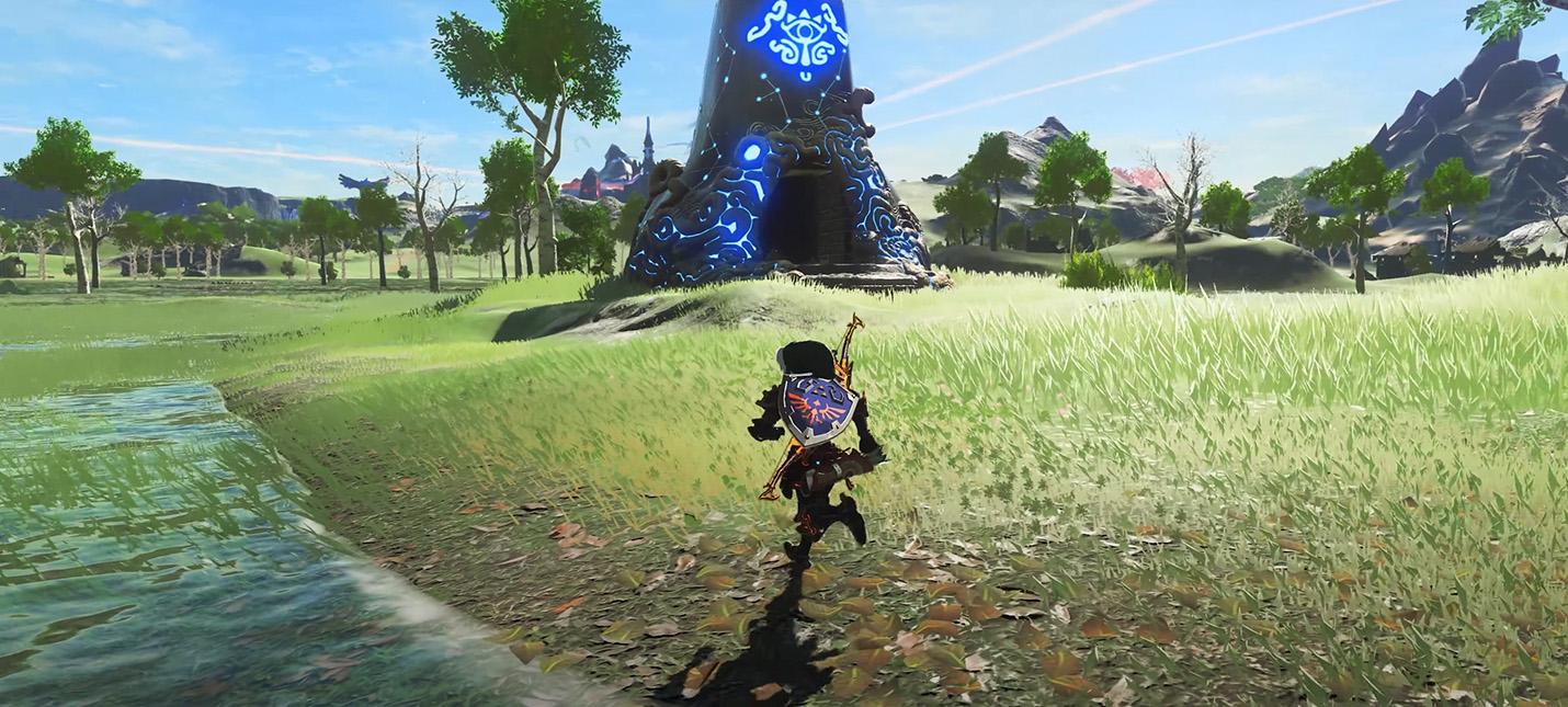 The Legend of Zelda: Breath of the Wild запустили в 8K с трассировкой лучей