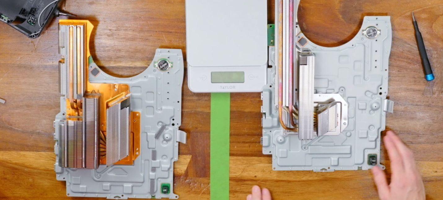 В новой ревизии PS5 урезали радиатор — консоль начала сильнее греться, но тише работать