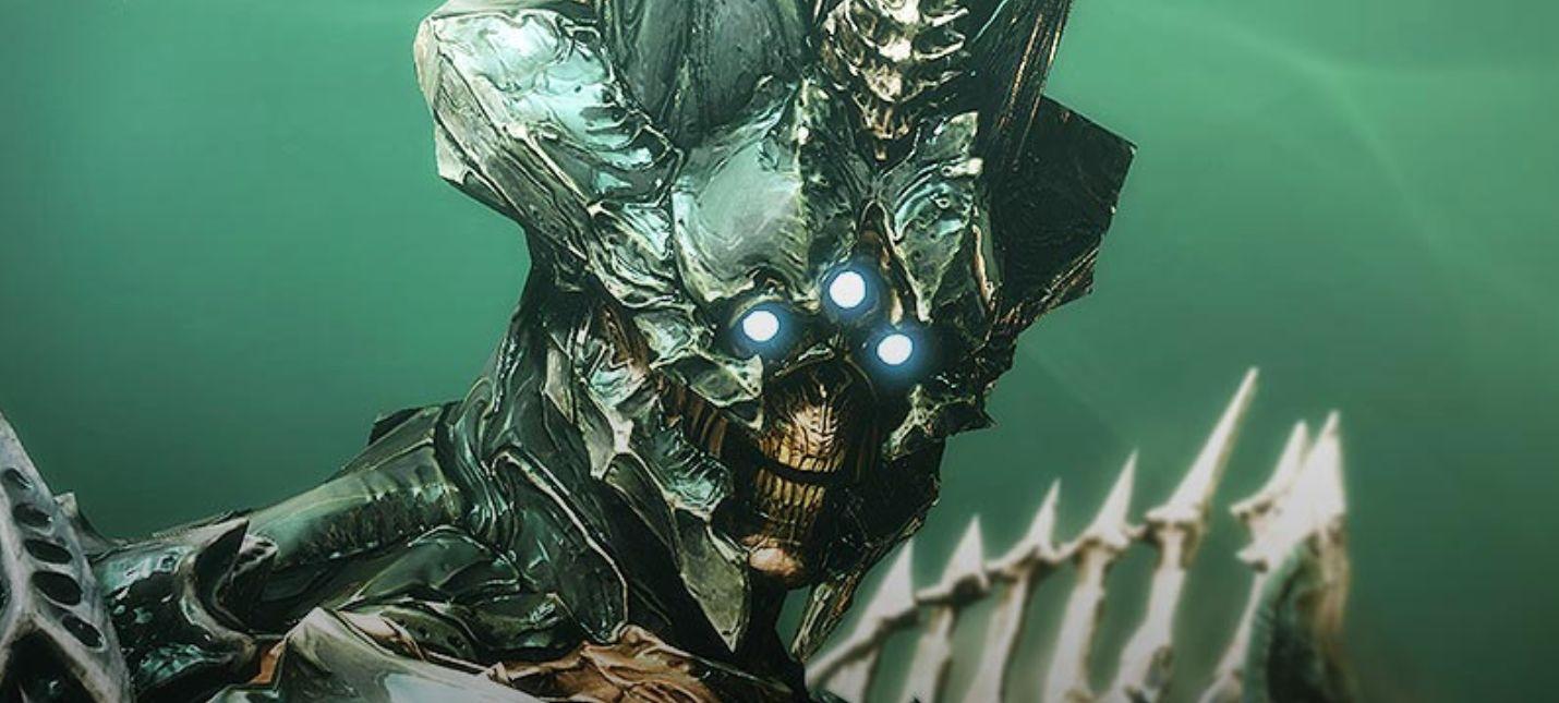 Steam-chart: Игроки ринулись предзаказывать The Witch Queen для Destiny 2