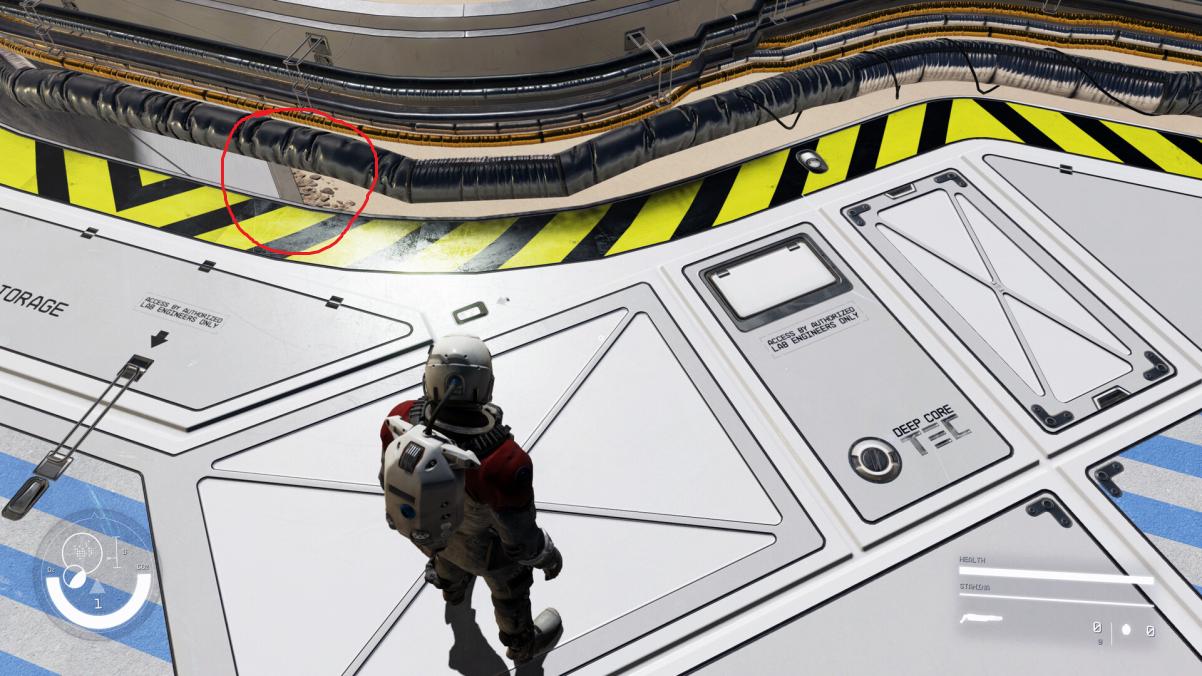 Утечка: Скриншот и модель корабля из Starfield
