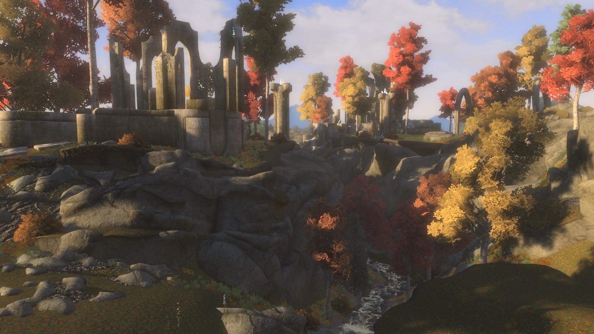 Разработчики мода Skyblivion закончили работу над локацией и показали скриншоты