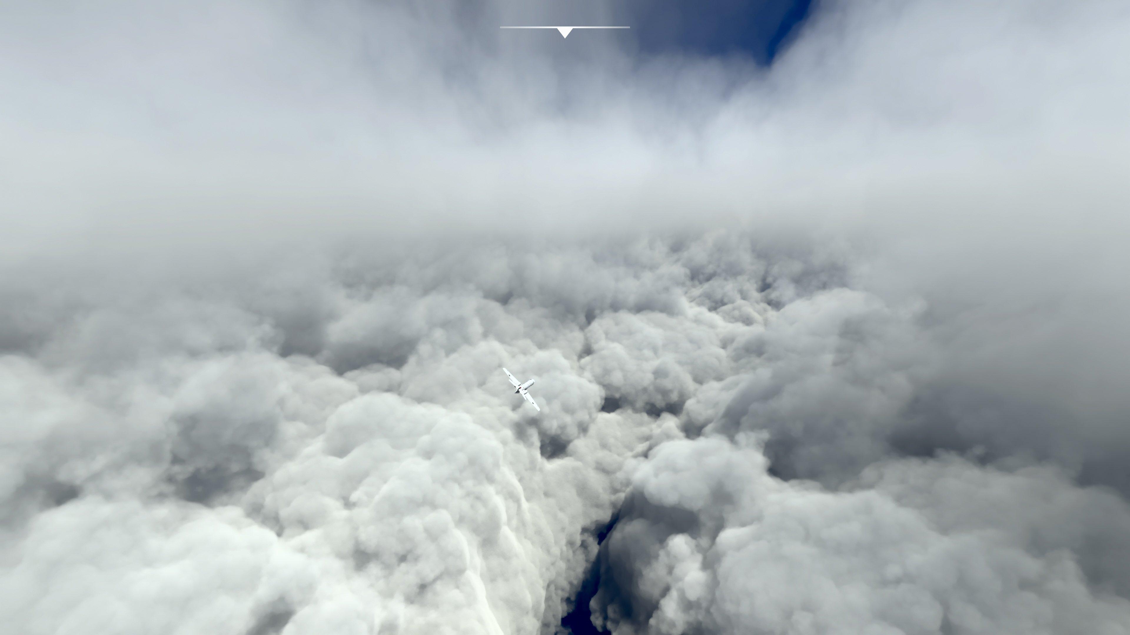 Игроки используют Microsoft Flight Simulator, чтобы летать над ураганом Ида