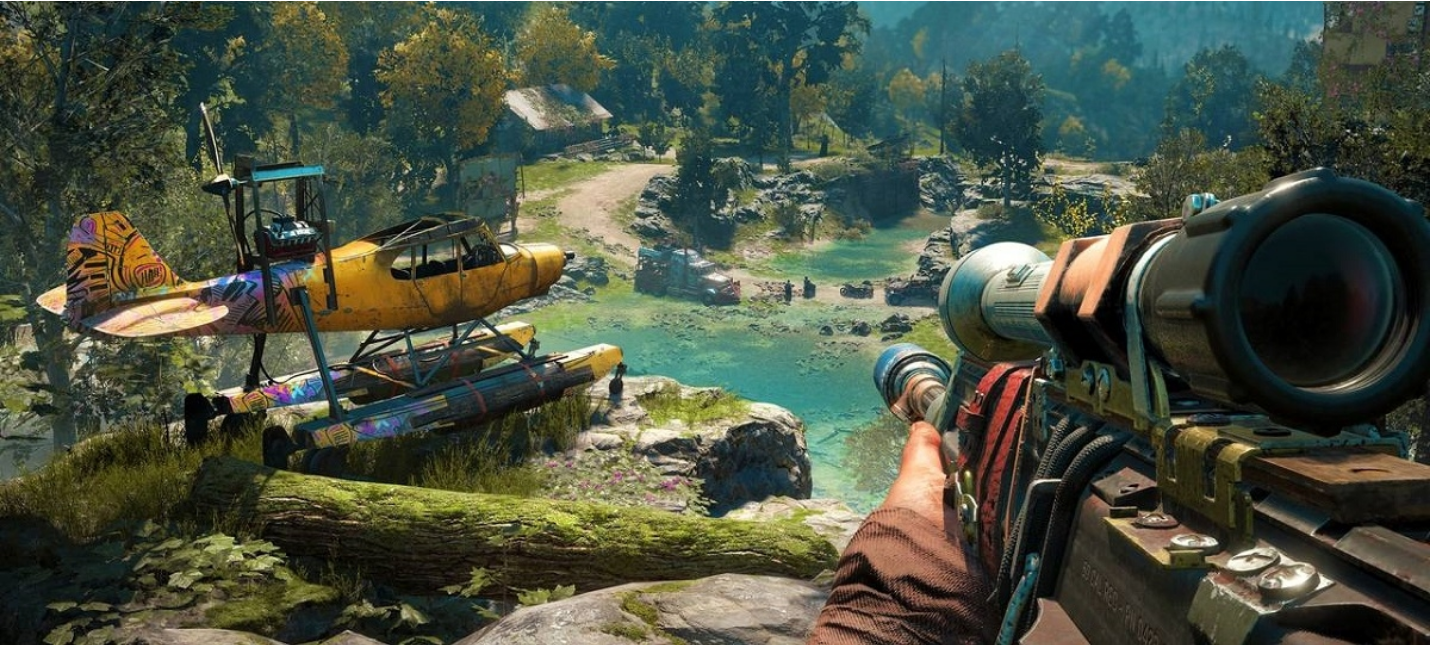 Ночные перестрелки и кастомизация оружия в новом геймплее Far Cry 6