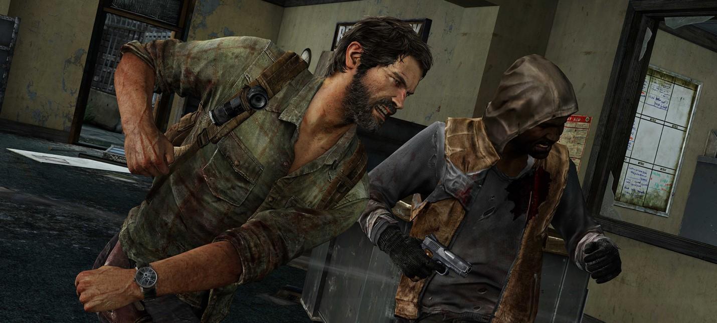 Съемки пилотного эпизода The Last of Us завершены