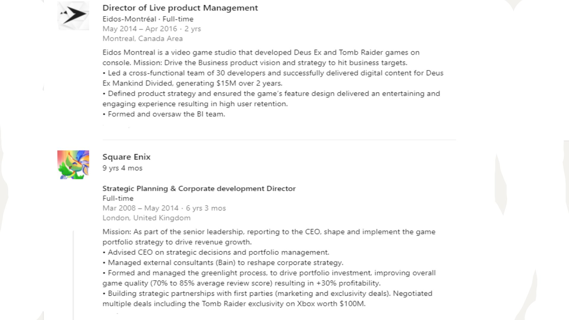 Временная эксклюзивность Rise of the Tomb Raider для Xbox обошлась Microsoft в 100 миллионов долларов