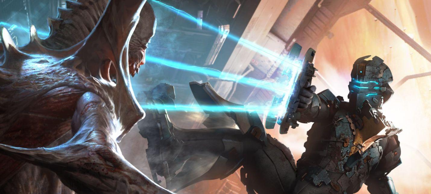 Ремейк Dead Space: новые подробности и первый геймплей ранней версии