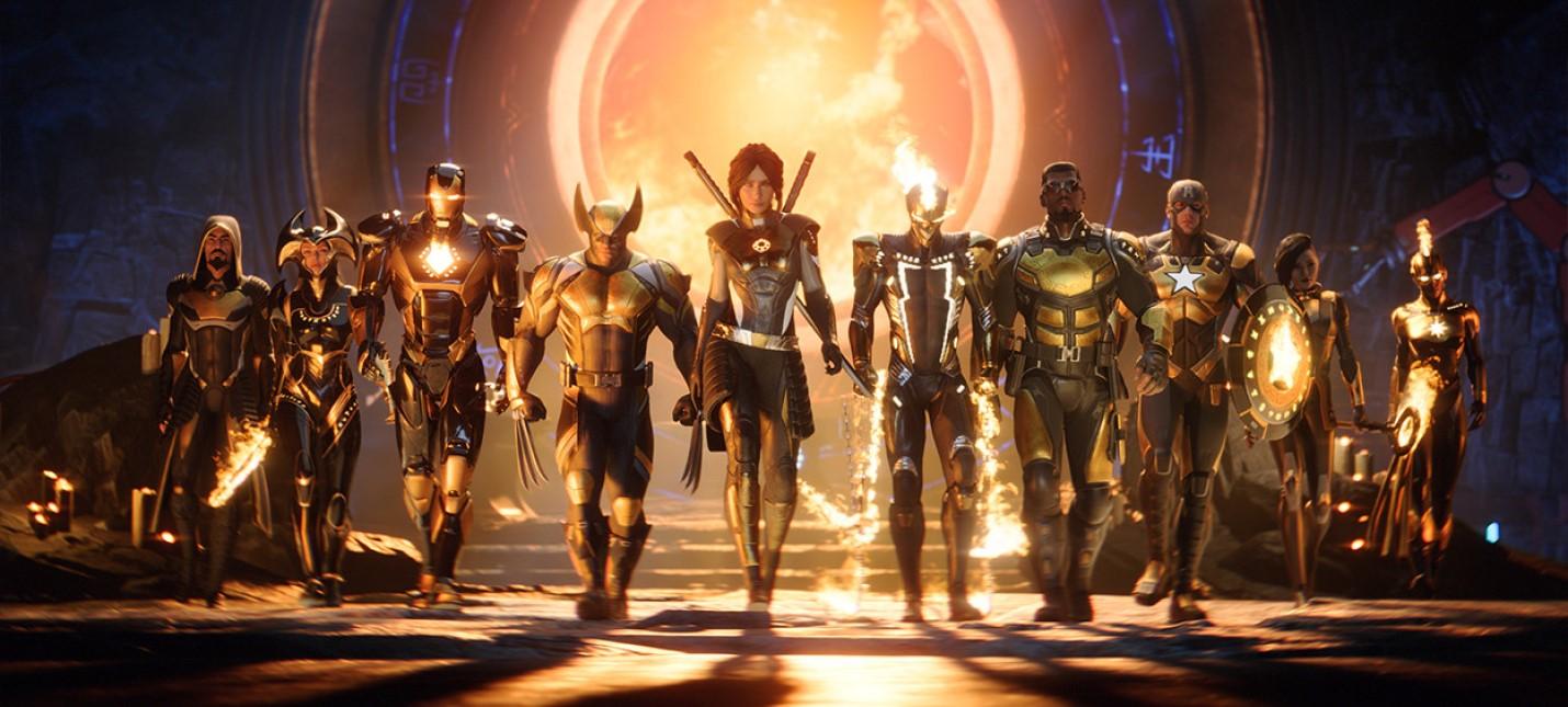 Прямая трансляция геймплея Marvel's Midnight Suns. Старт в 21:30 (МСК)