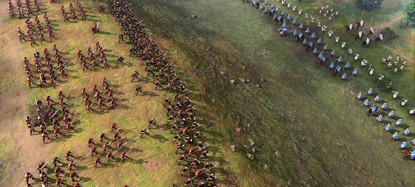 Разработчики Age of Empires IV хотят провести еще одно бета-тестирование