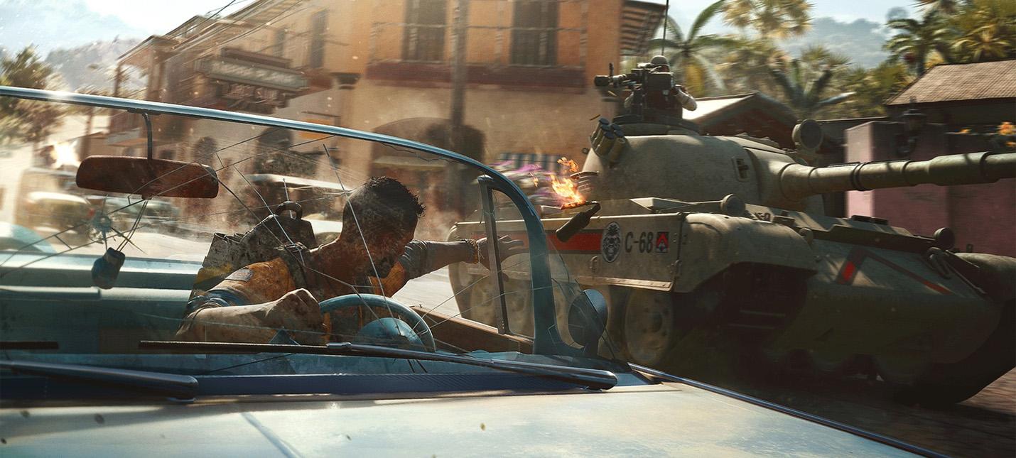 Опубликованы системные требования Far Cry 6