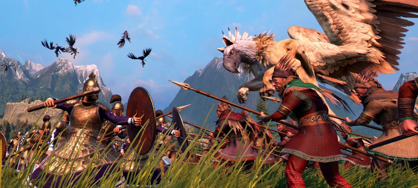 Total War Saga: Troy вышла в Steam и получила дополнение Mythos