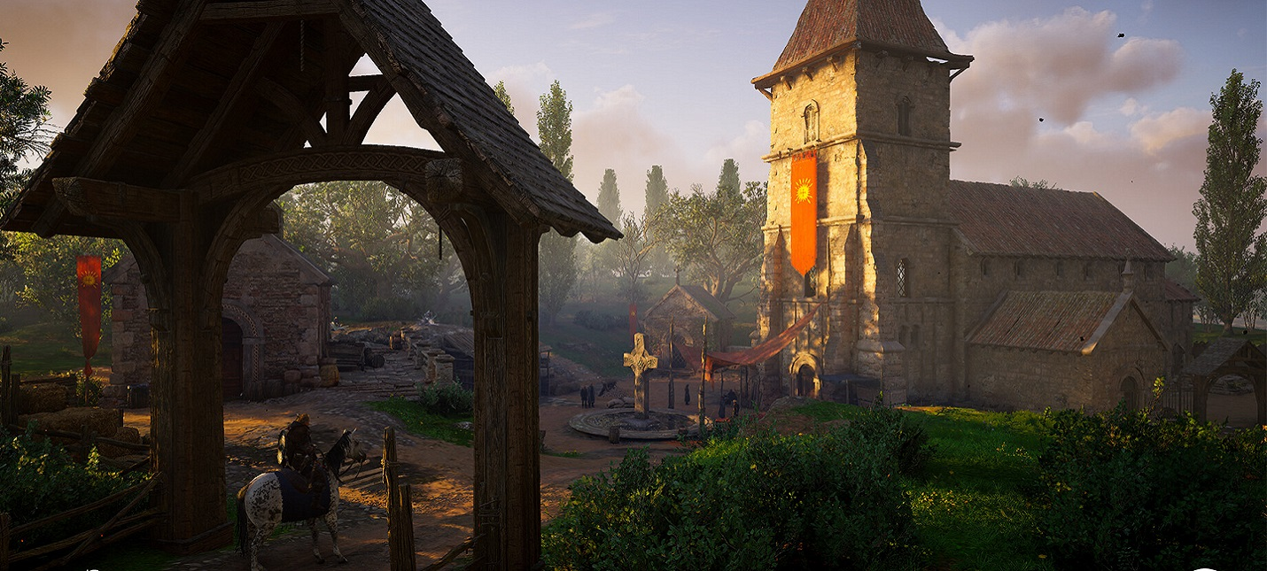 Геймеры пытаются решить загадку храма Ису из дополнения к Assassin's Creed Valhalla