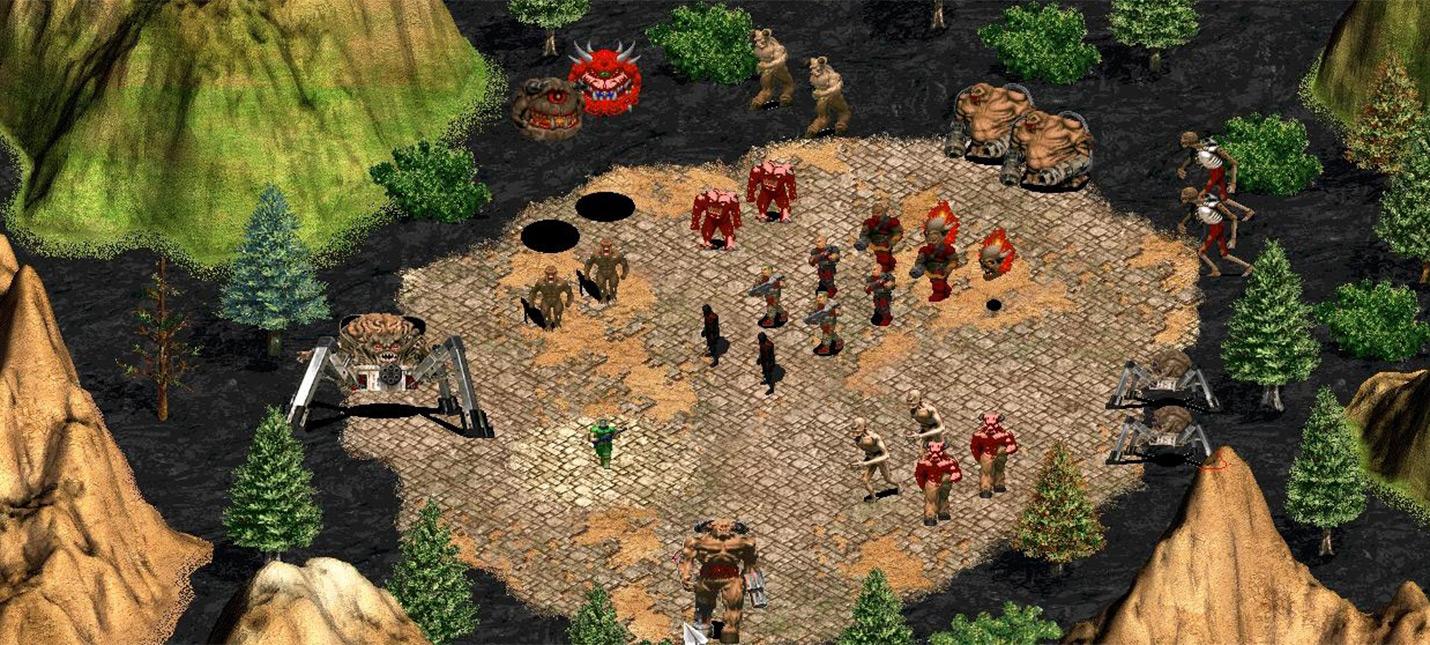 Новый мод превращает Age of Empires 2 в Doom от третьего лица