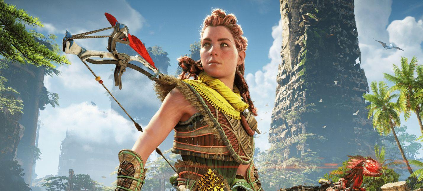 Покупатели Horizon Forbidden West на PS4 получат копию на PS5 бесплатно, а за апгрейд новой God of War придется платить