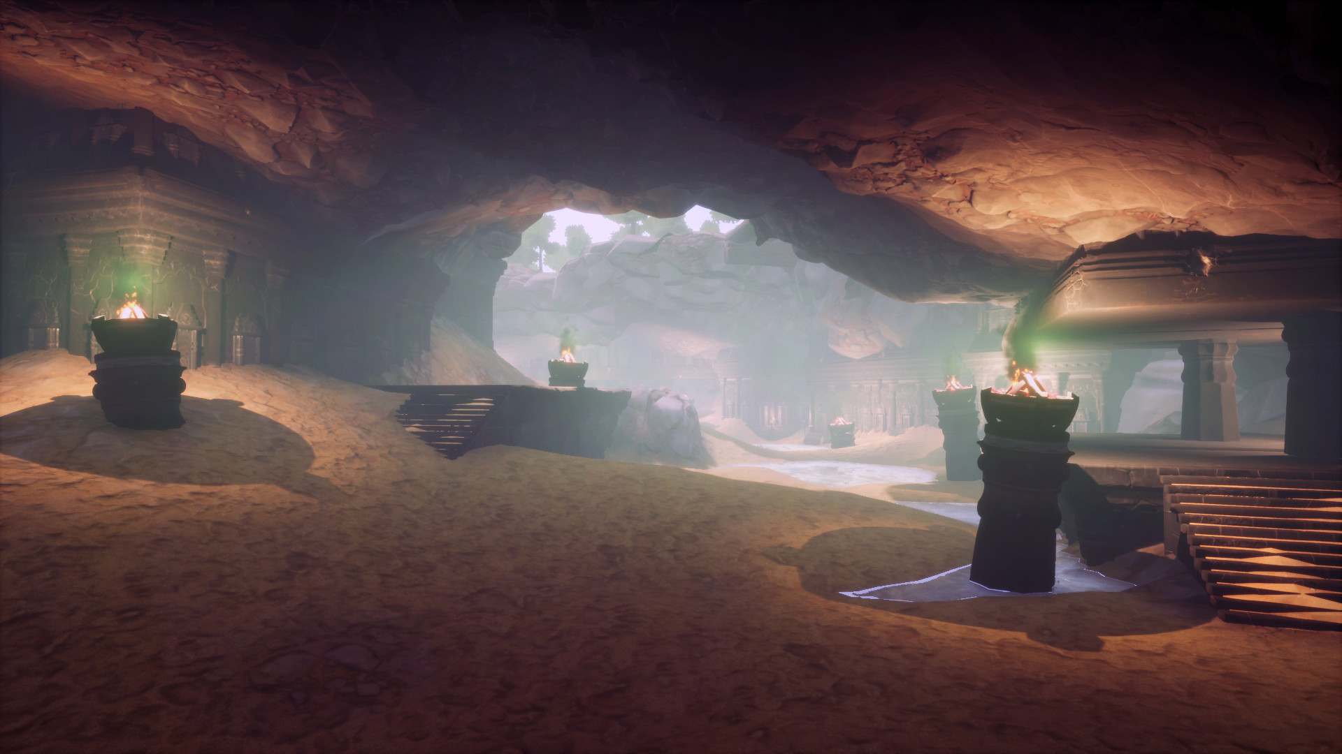 Сурвайвал Expedition Agartha будет смесью из Escape From Tarkov и Skyrim