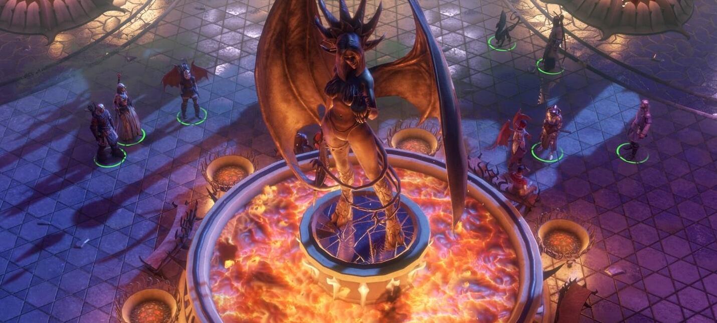 Steam-чарт: Pathfinder Wrath of the Righteous стартовала со второго места