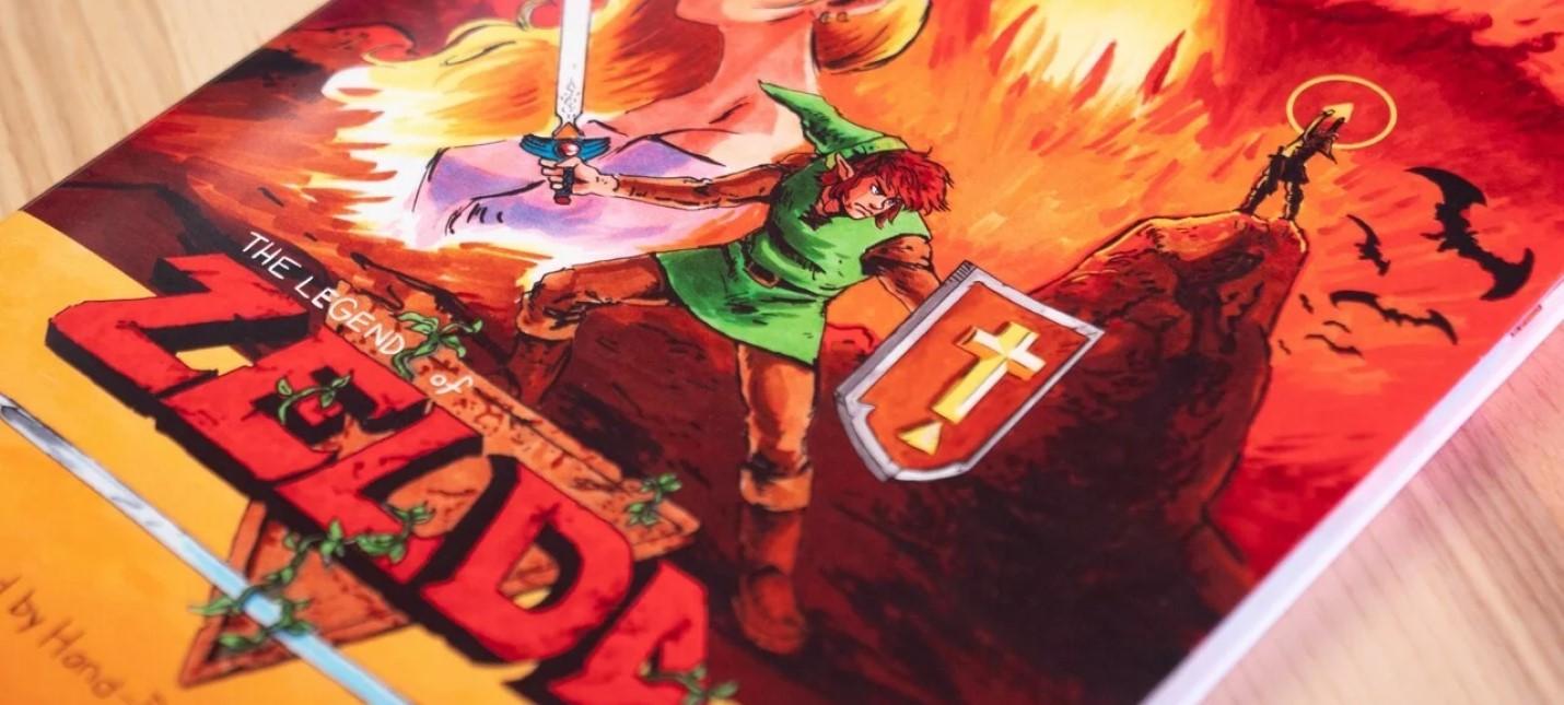 Nintendo запретила сбор средств на книги прохождений ее классических игр