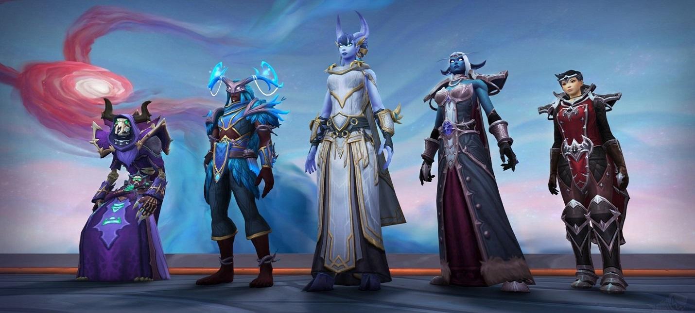 """В World of Warcraft переименовали некоторые """"оскорбительные"""" достижения"""