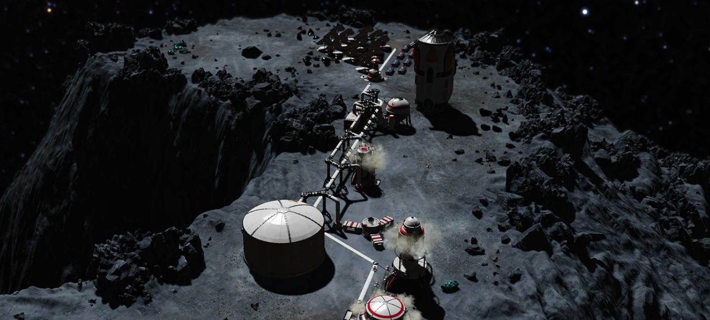 Для Surviving Mars вышло дополнение Below and Beyond