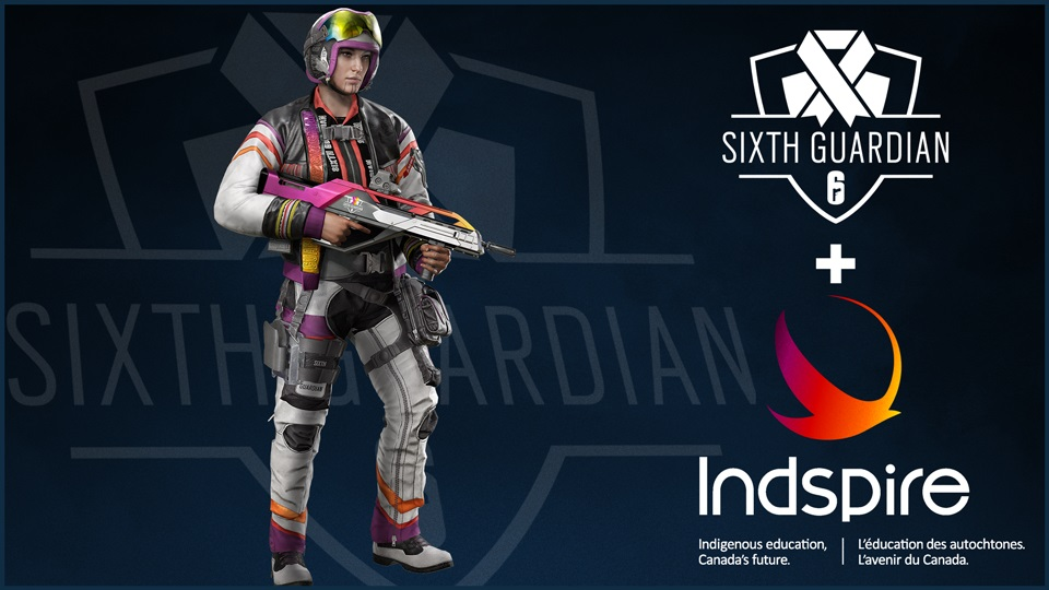В Rainbow Six Siege добавят благотворительный набор для поддержки канадских индейцев