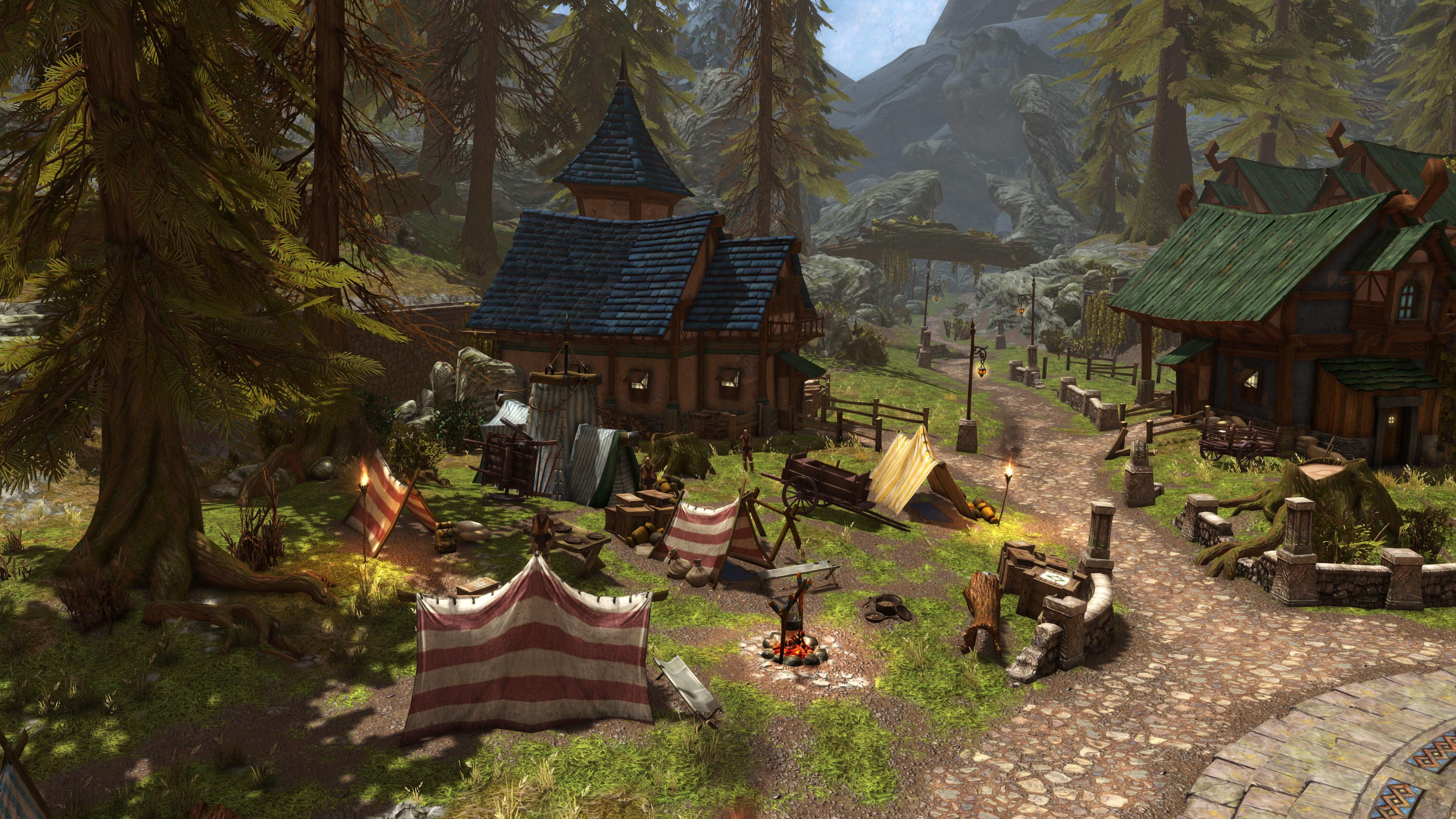 Разработчики Kingdoms of Amalur: Re-Reckoning показали первый скриншот из сюжетного аддона