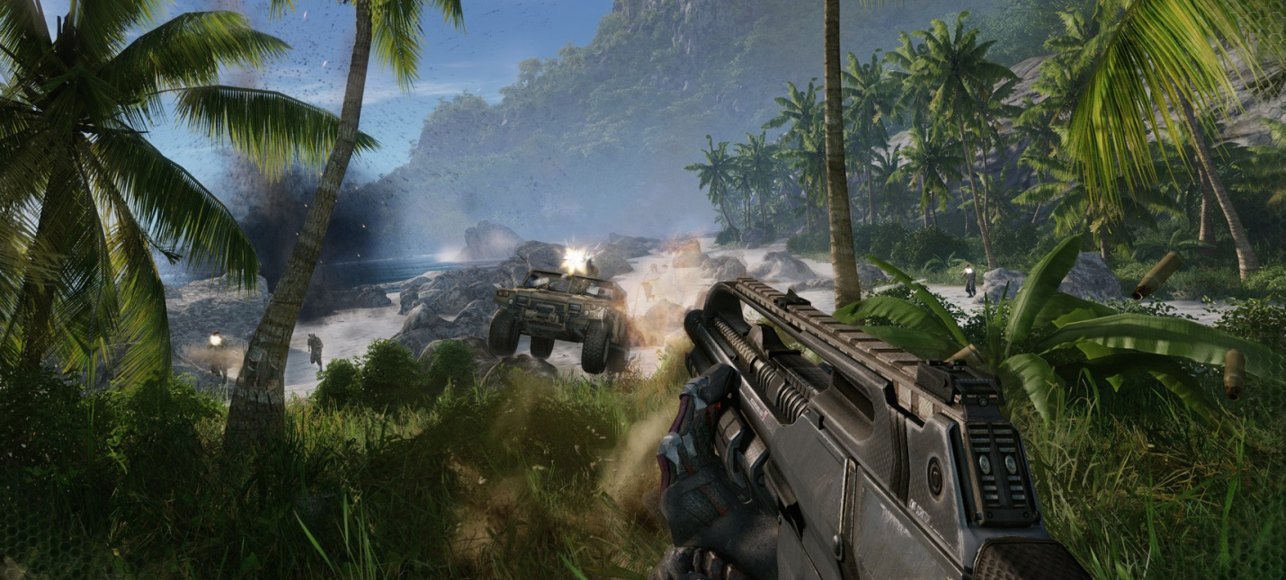Crysis Remastered выйдет в Steam 17 сентября