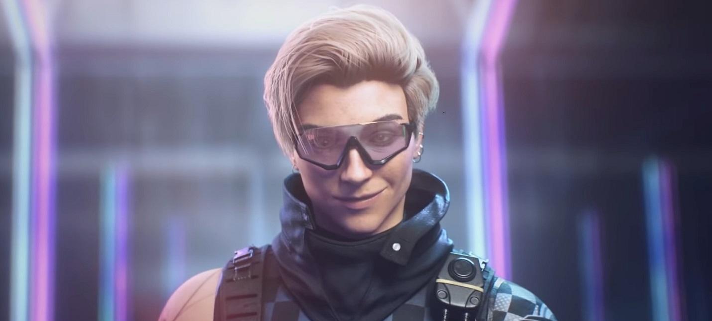 Новый трейлер Rainbow Six Siege посвящен боевому пропуску Crystal Guard