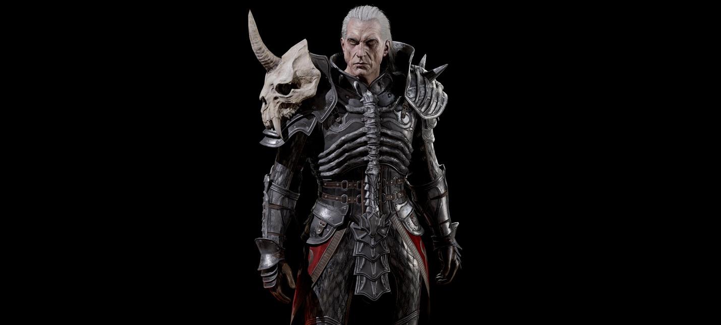 Пожилой Некромант в новом трейлере Diablo 2 Resurrected