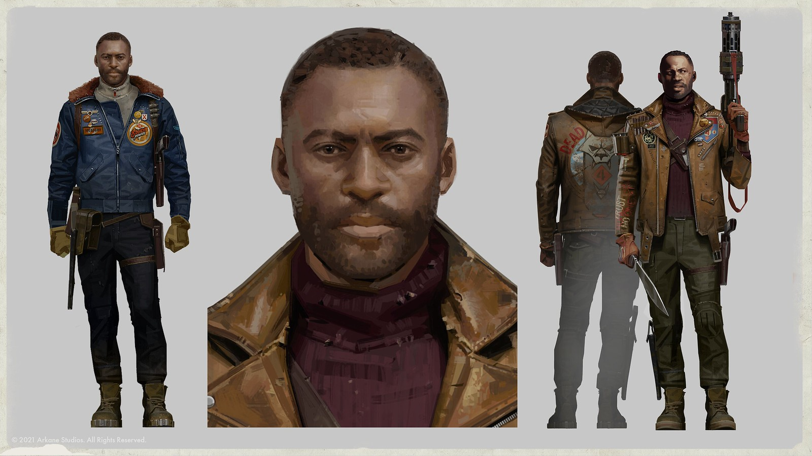 Дизайнер Akrane Lyon рассказал о важности деталей, главных героях и сеттинге Deathloop