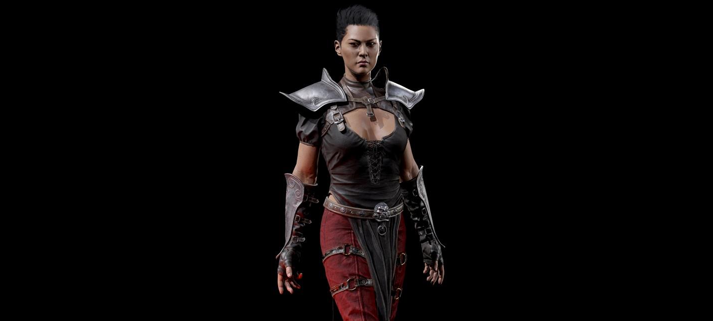 Ассасин в новом трейлере Diablo 2 Resurrected