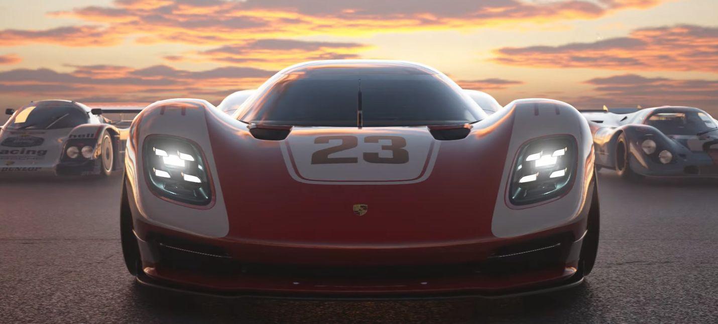 Новый трейлер Gran Turismo 7 — релиз 4 марта на PS4 и PS5
