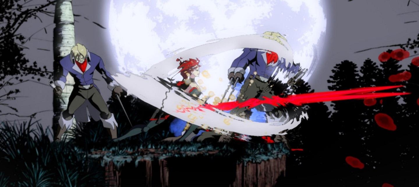 Релизный трейлер ремастера BloodRayne Betrayal: Fresh Bites