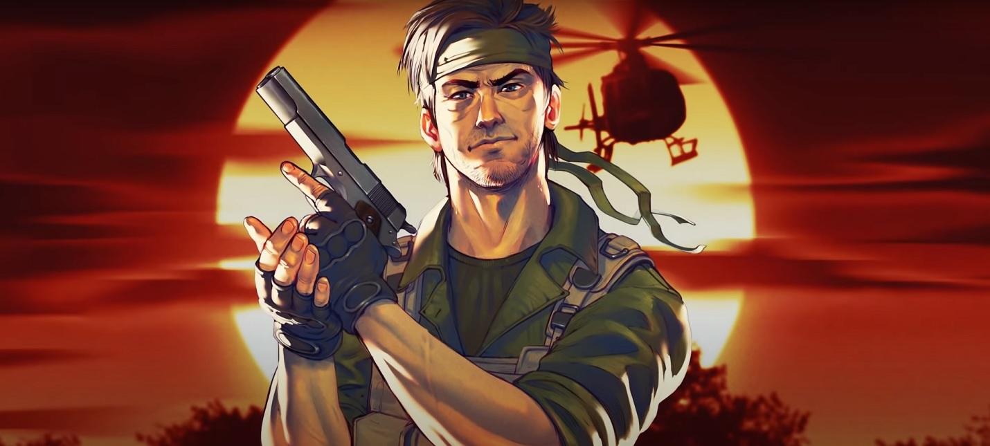 Пародирующий Metal Gear Solid стелс-экшен UnMetal выйдет в конце сентября