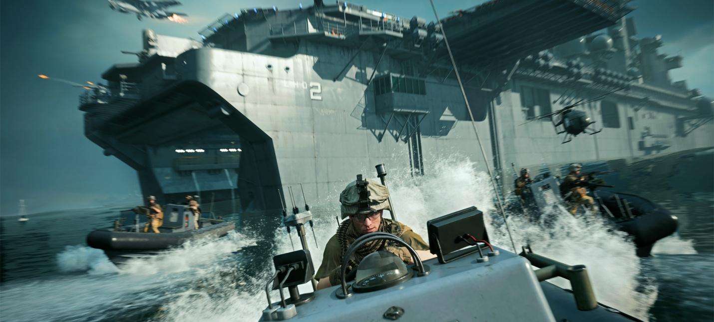 Саундтрек Battlefield 2042 уже доступен для прослушивания