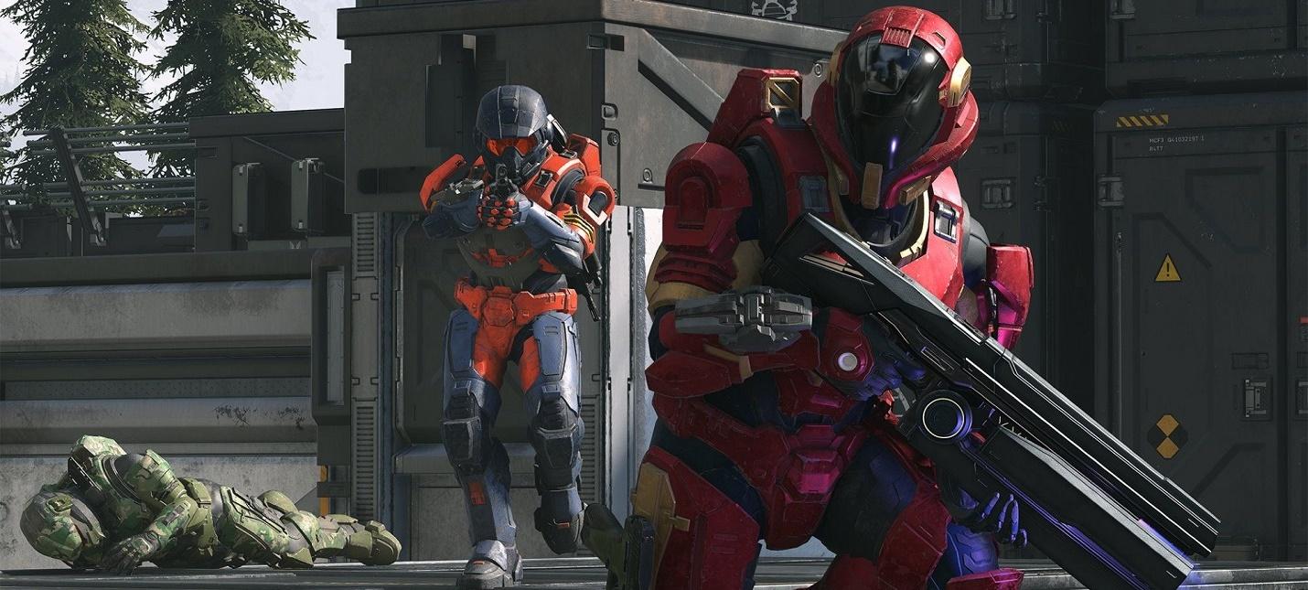 Следующий тест мультиплеера Halo Infinite начнется 24 сентября