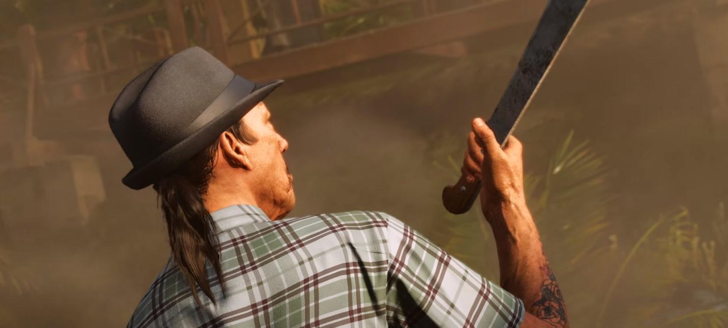 В пострелизном контенте для Far Cry 6 появится Дэнни Трехо и Рэмбо