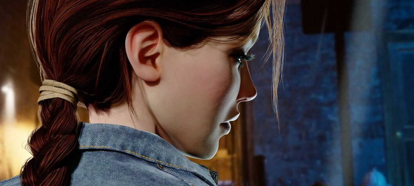 Новый ролик фанатского прототипа ремейка Tomb Raider: The Angel of Darkness на Unreal Engine 4