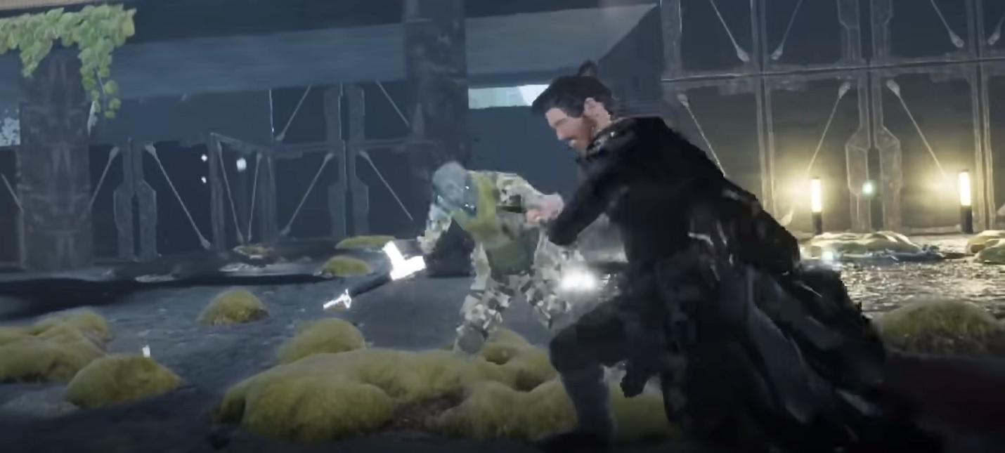 Бег по кругу и очень плохая графика в трейлере PS5-эксклюзива Tuesday Morning