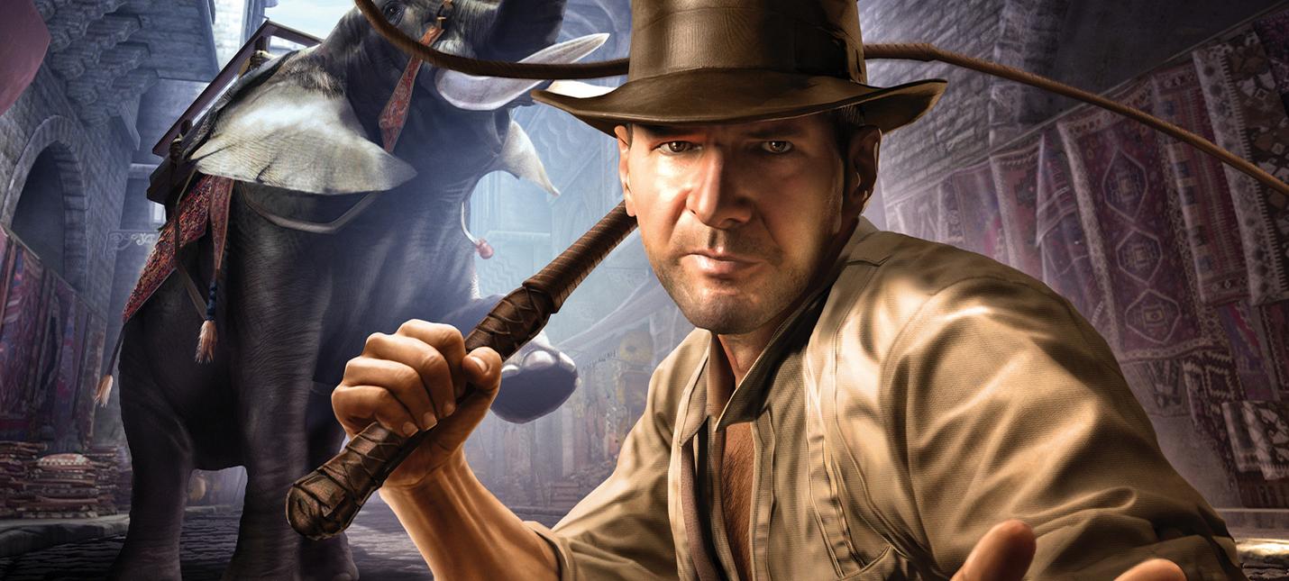 Слух: Игра про Индиану Джонса станет эксклюзивом Xbox