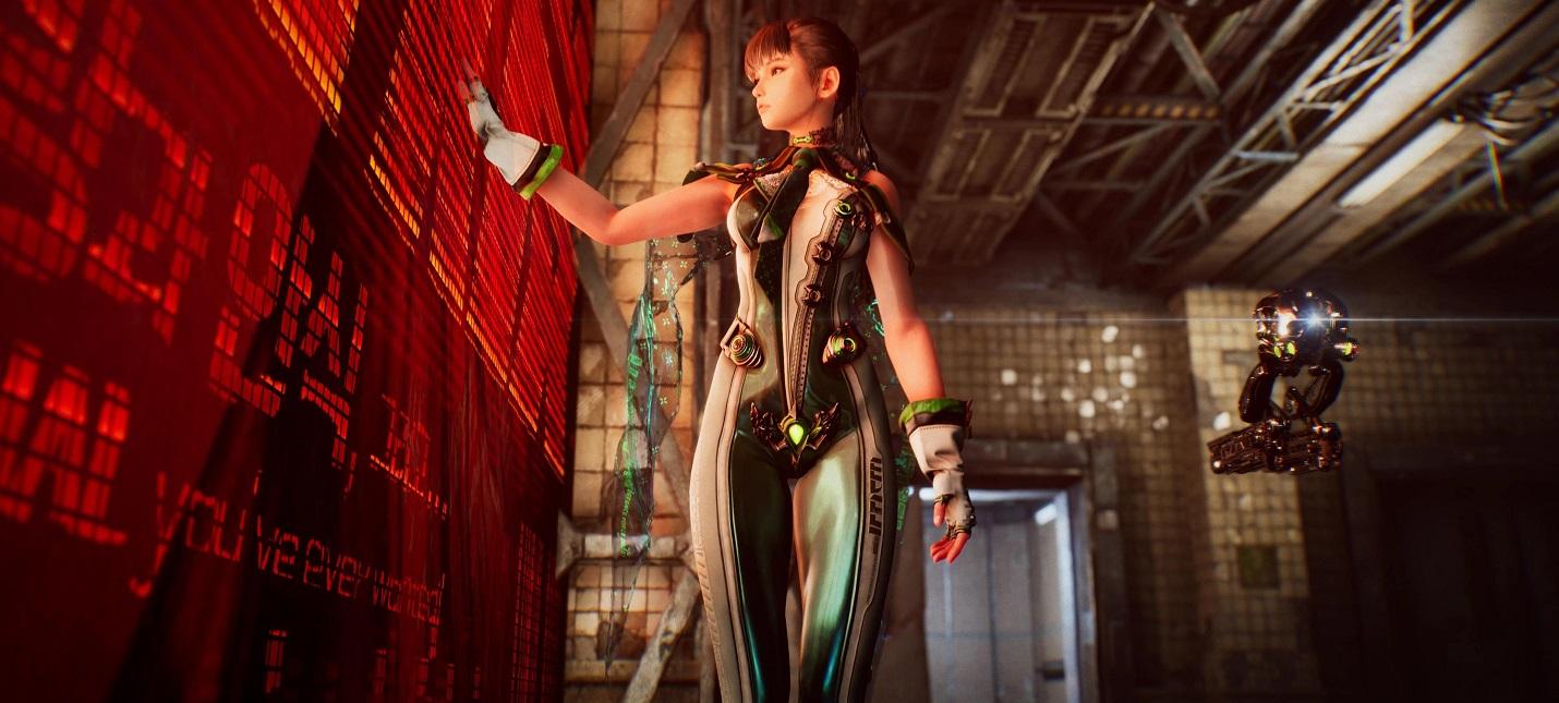 Разработчики Project EVE получили PS5 в честь успешного трейлера игры