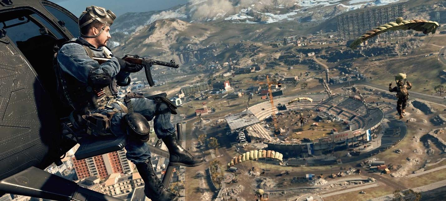 Инсайдер: Античит и новая карта появятся в Call of Duty: Warzone 23 ноября