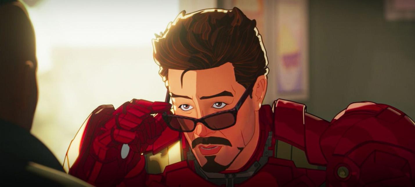 Тони Старк вернётся опубликован трейлер второй части первого сезона Что, если...?