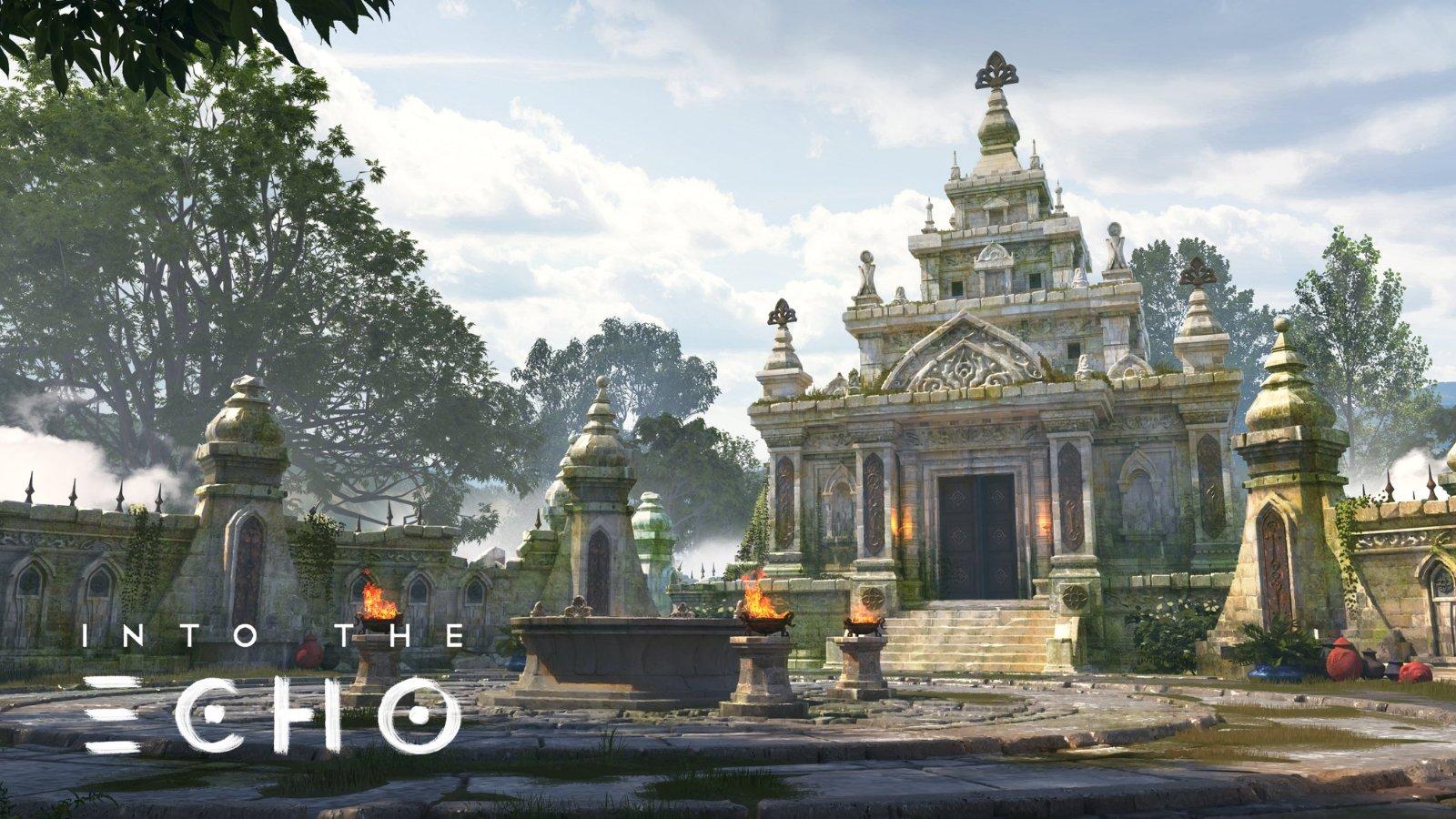 Дебютный трейлер Into the Echo — MMORPG на Unreal Engine 5 про путешествия во времени