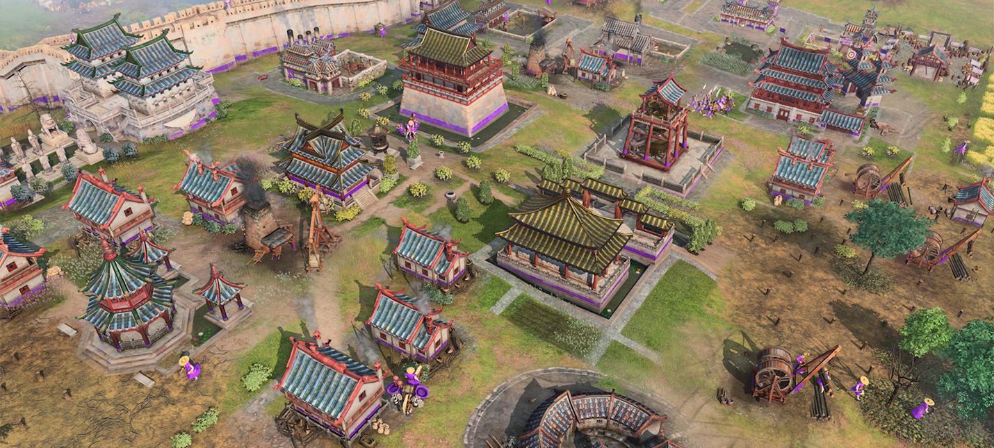 Age of Empires IV получит открытый стресс-тест с 17 по 20 сентября