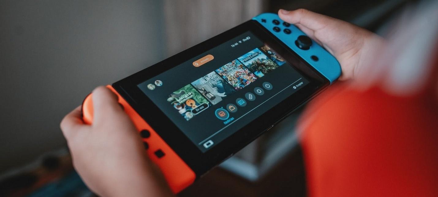 Nintendo Switch получила поддержку вывода звука на другие устройства по Bluetooth