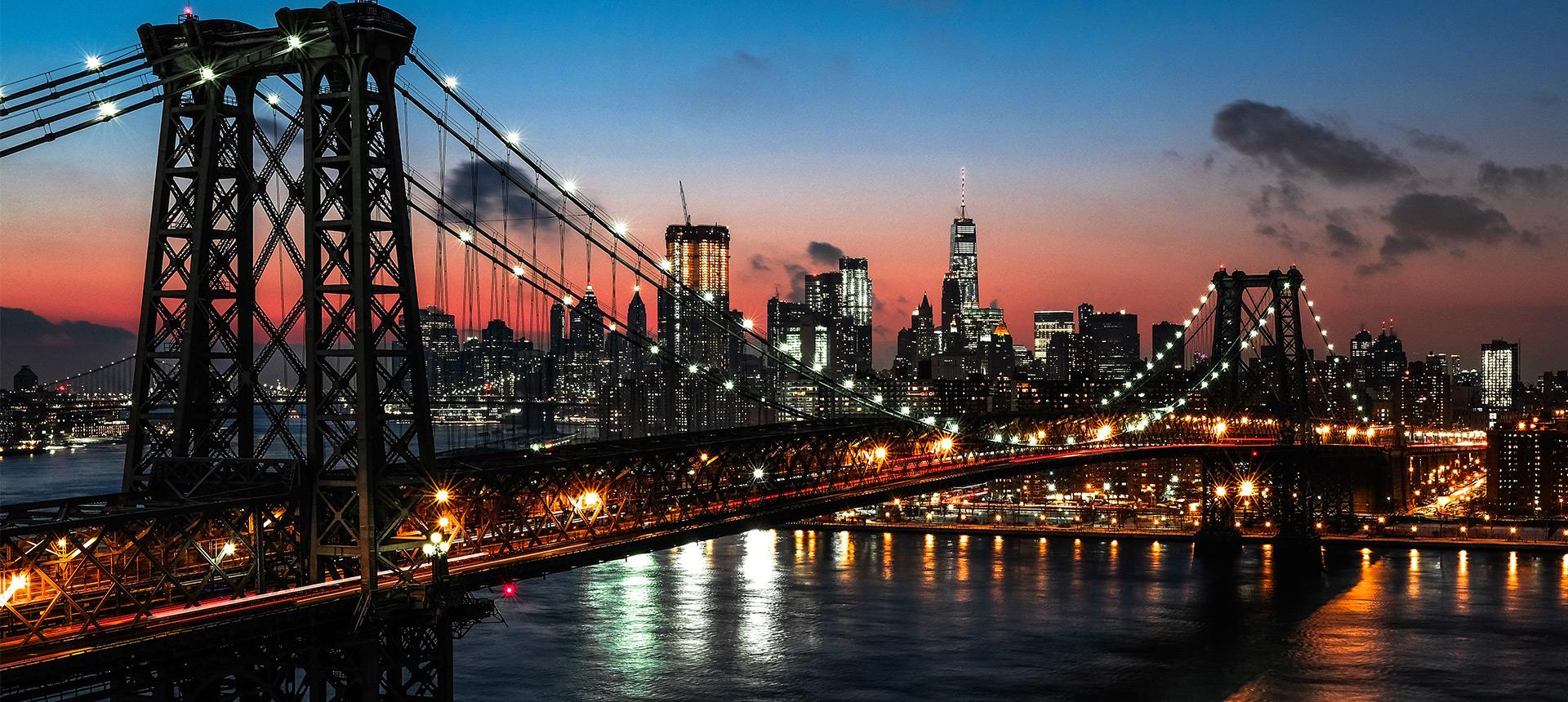 В Нью-Йорке прекратят продавать бензиновые автомобили к 2035 году