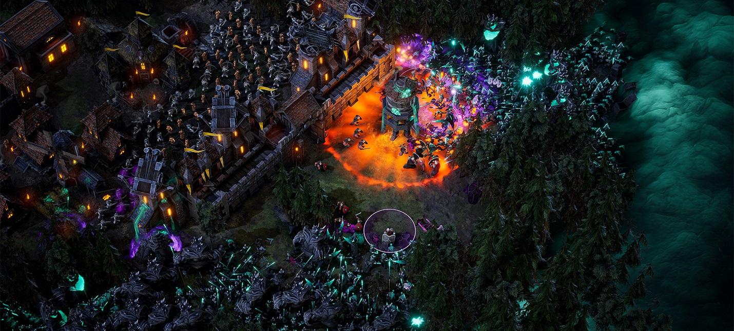 Сурвайвал-стратегию Age Of Darkness Final Stand в последний момент перенесли на октябрь