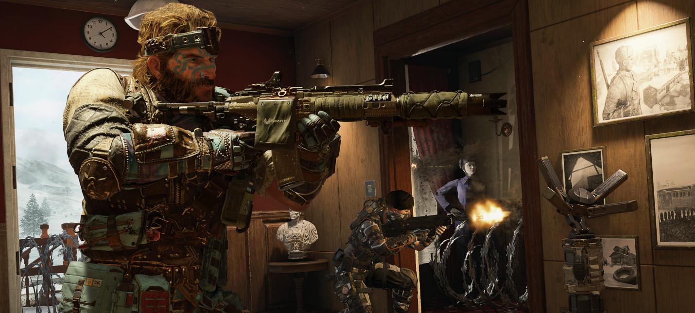 Инсайдер: Call of Duty 2023 вернется в недалекое будущее