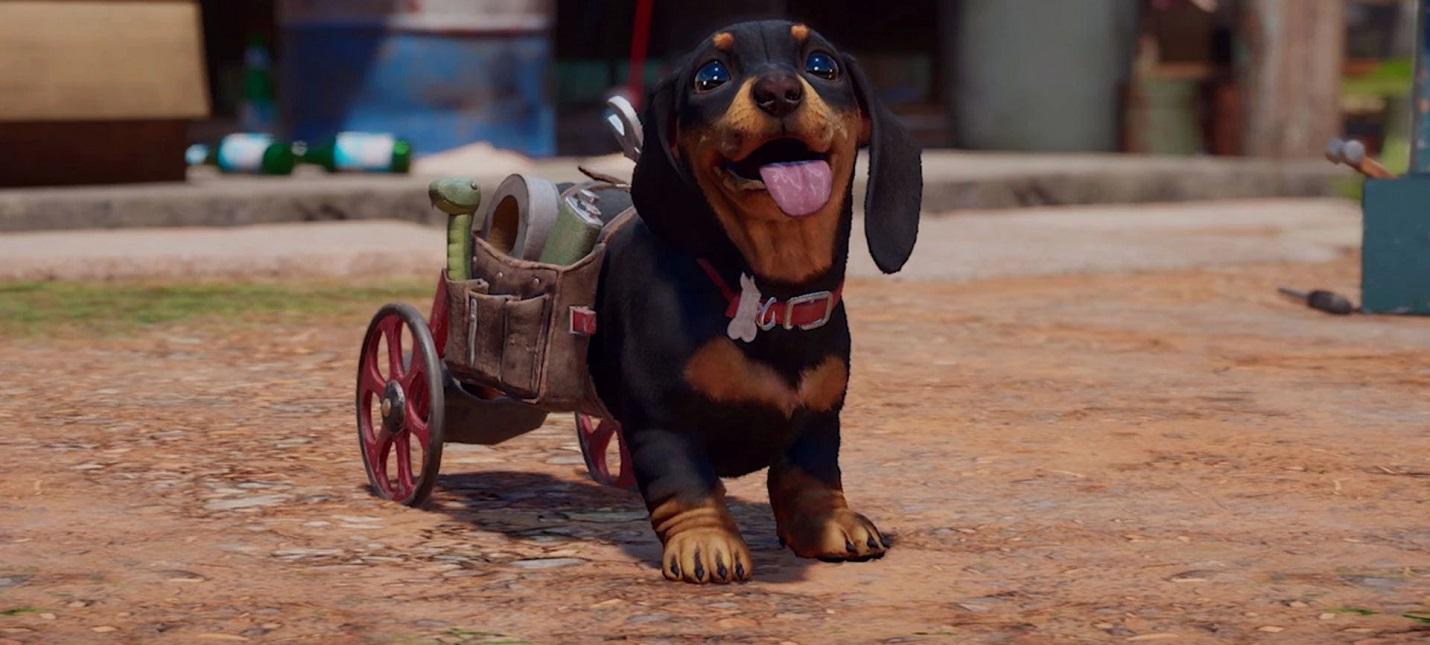Садо-мазо индюк, милый песик, пеликаны, быки, крокодилы и другие животные в геймплее Far Cry 6