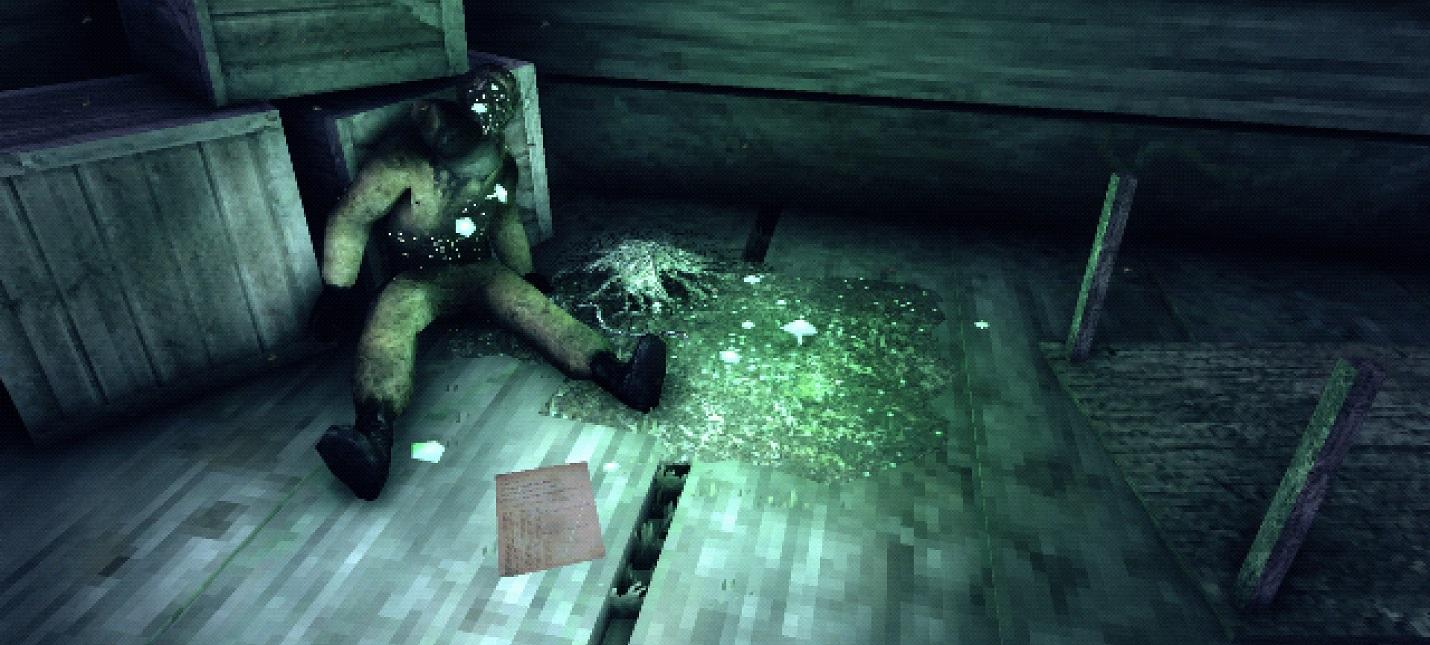 Атмосфера хорроров c PS1 в трейлере Chasing Static